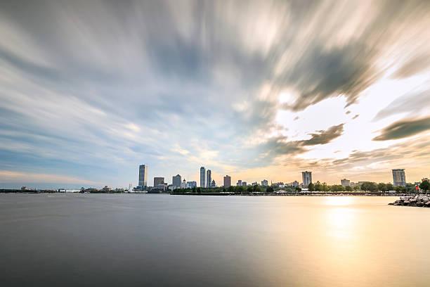 skyline von Milwaukee, Wisconsin, USA – Foto