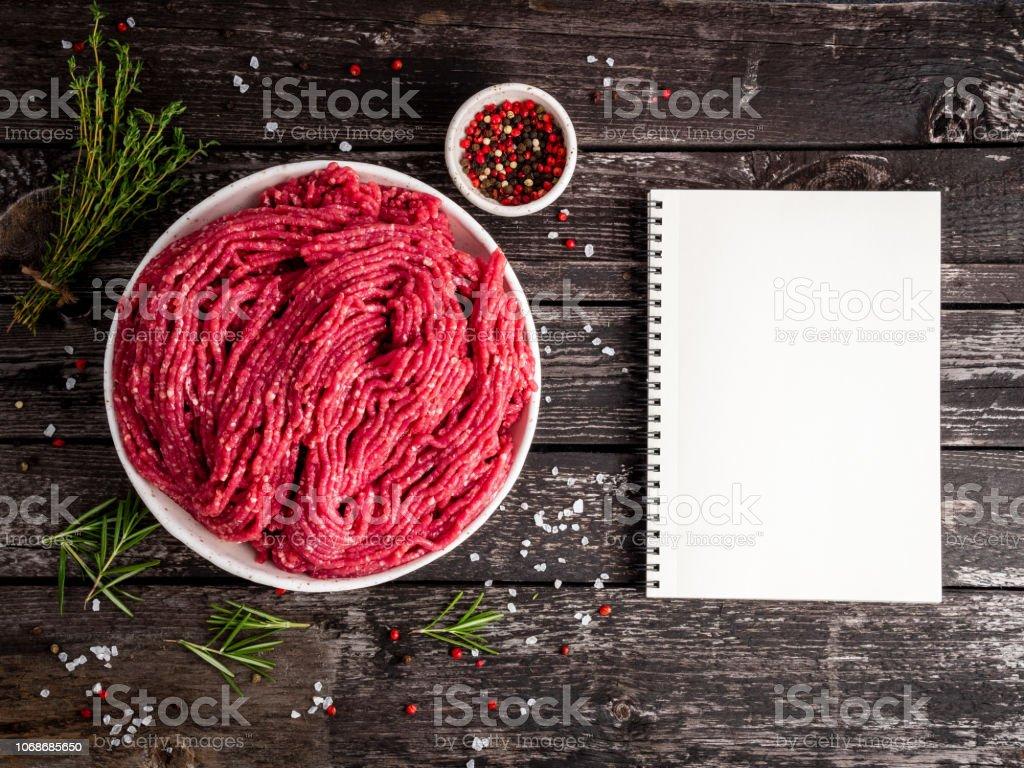 Ist grau hackfleisch Hackfleisch hat