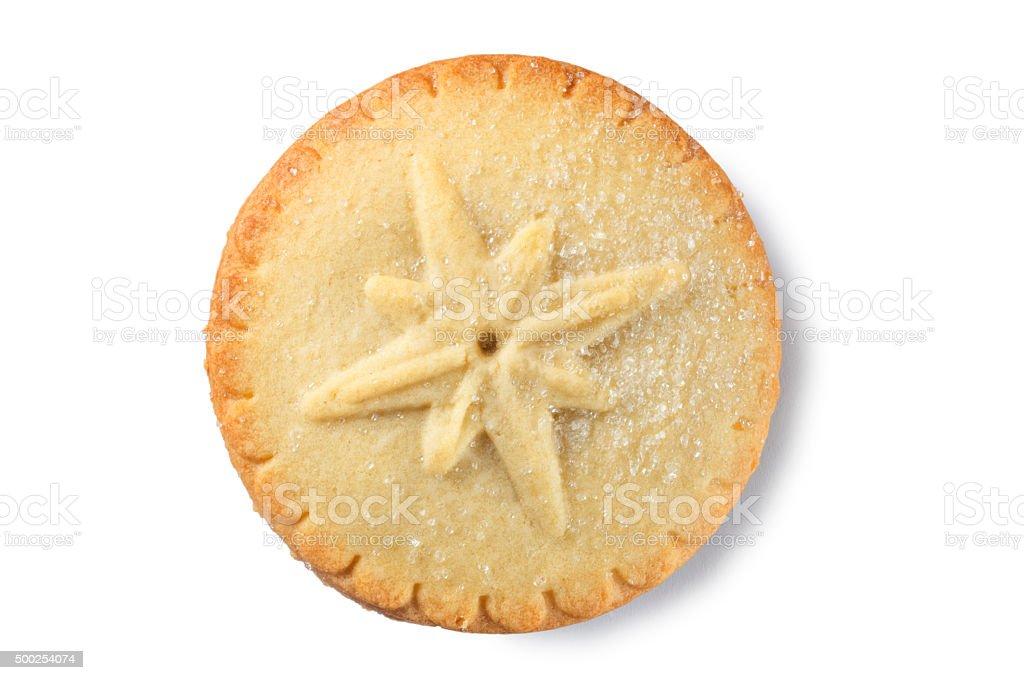 Mince Pies stock photo