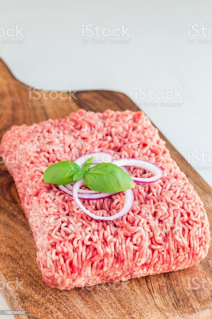 料理 ミンチ 肉