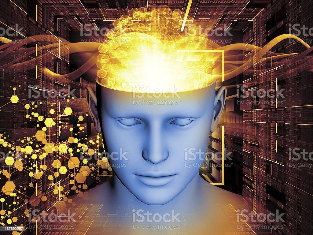 Mind Background stock photo