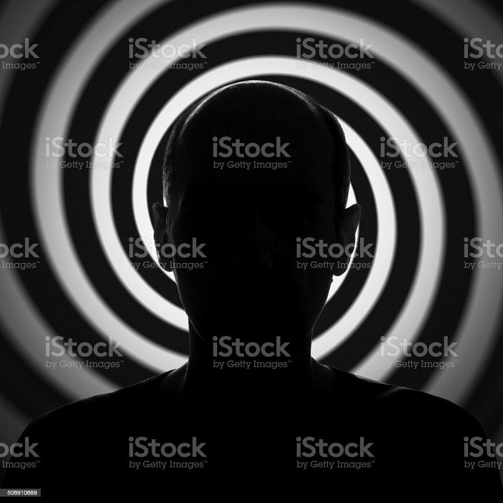 Mind Control stock photo
