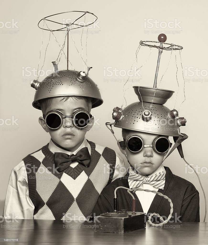 Mind Readers stock photo