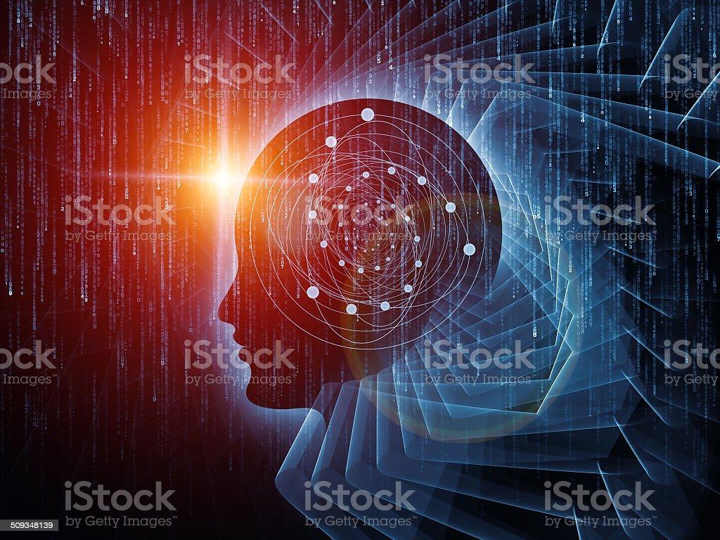 Mind Synergy stock photo