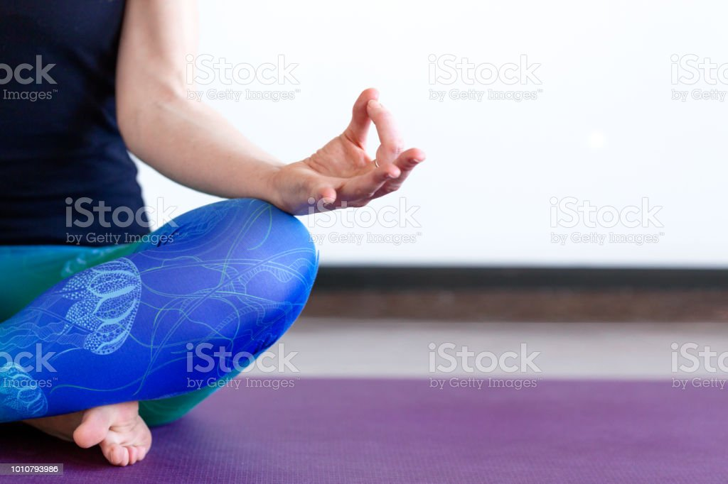 Mindfulness stock photo