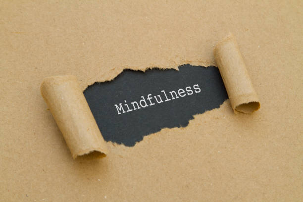 mindfulness - mindfulness stock photos and pictures