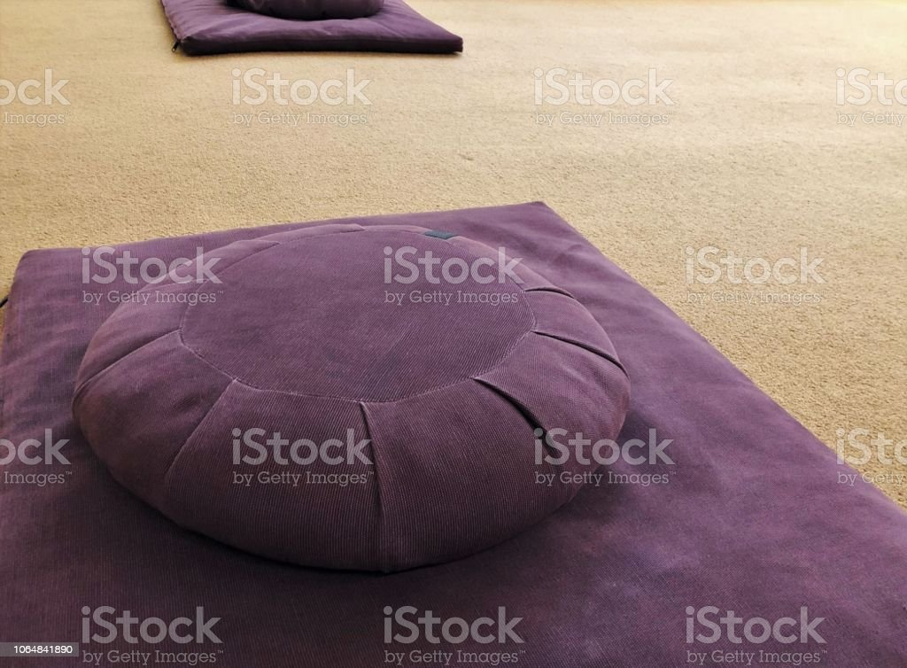 Excellent Mindfulness Silent Relaxation Meditating Mat And Cushions Alphanode Cool Chair Designs And Ideas Alphanodeonline