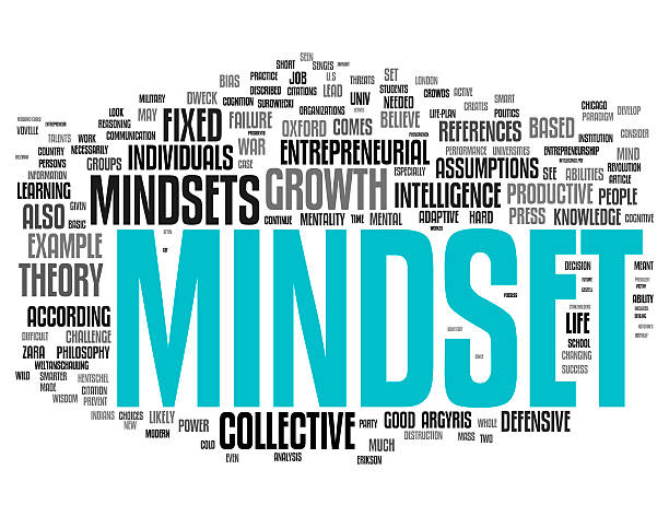 mindset - attitude stock photos and pictures