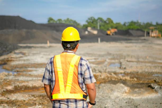 gruvingenjör - geologi bildbanksfoton och bilder