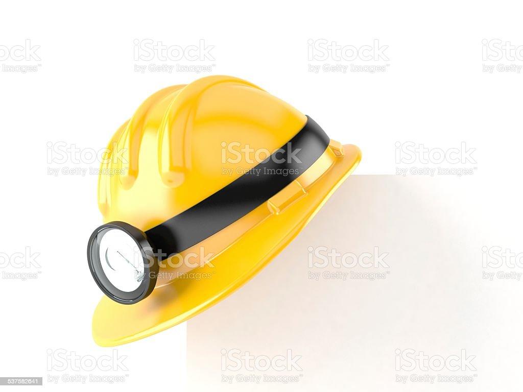 Miner Helmet Stock Photo - Download Image Now - iStock