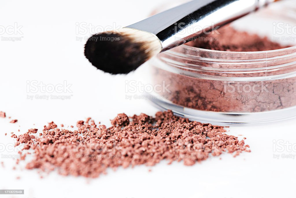 Mineral Cosmetics stock photo