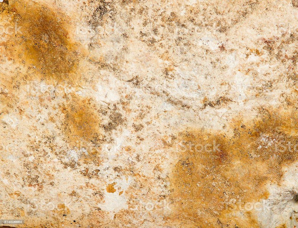 Mineral stone corundum surface background stock photo