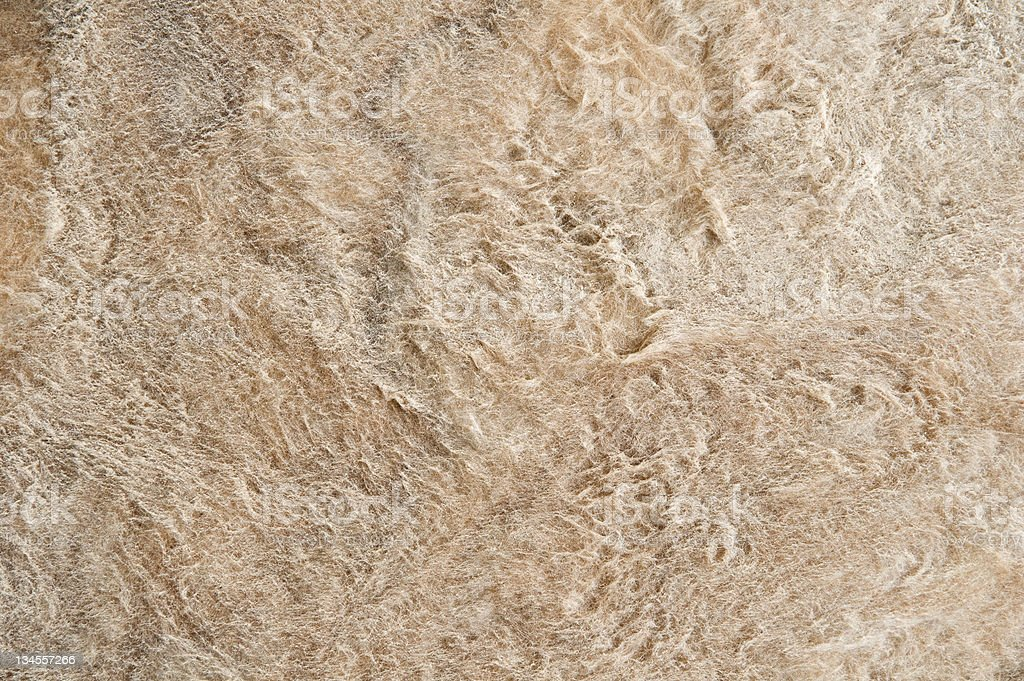 Mineral wool texture stock photo