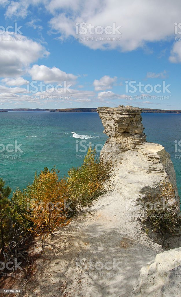 Miners Castle foto stock royalty-free