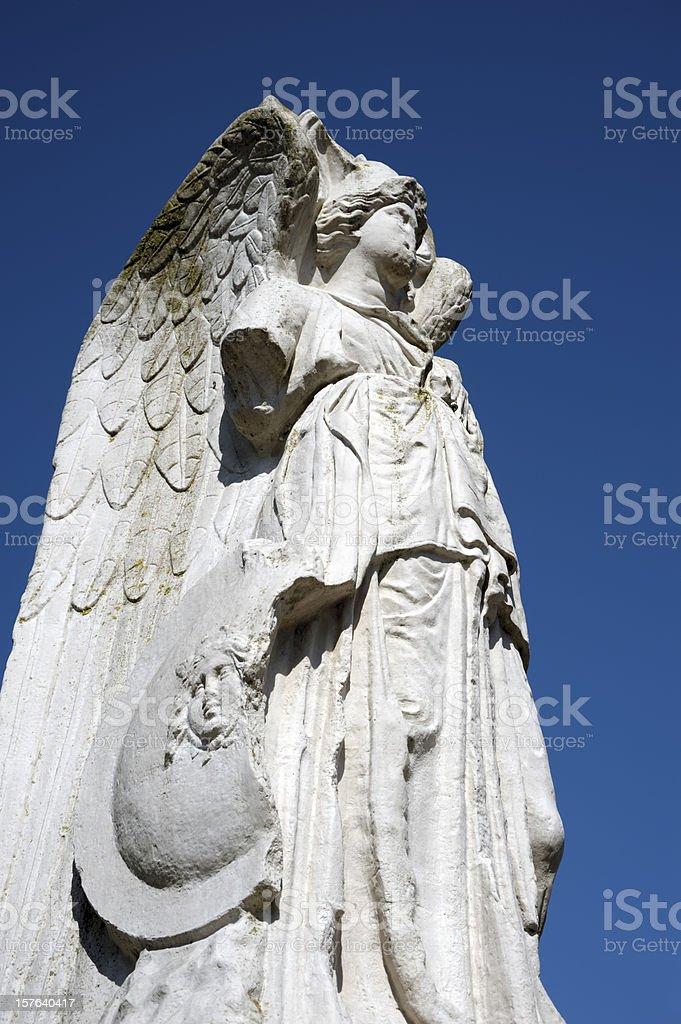 Minerva Victrix royalty-free stock photo