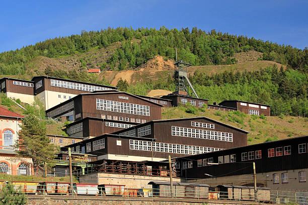 Minen von Rammelsberg, Deutschland – Foto