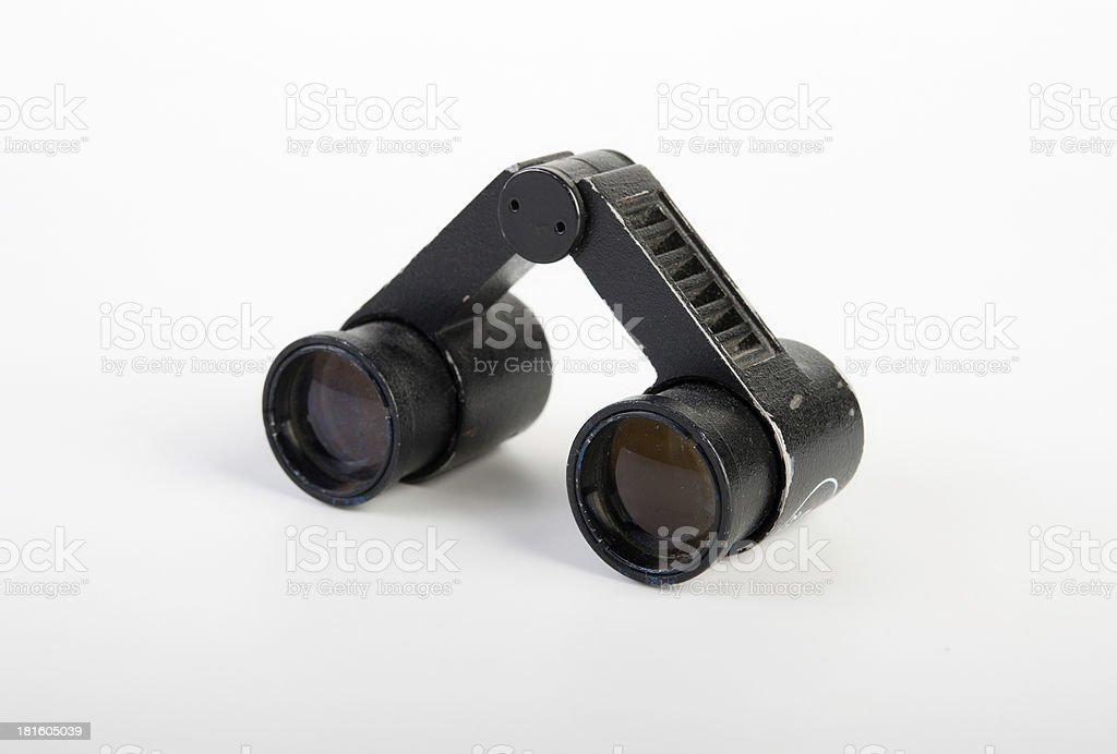 Mini Binocular royalty-free stock photo