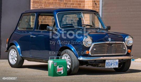 istock Mini Classics 494559337