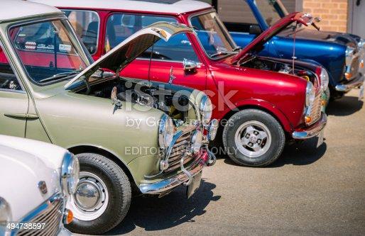 istock Mini Classics 494738597