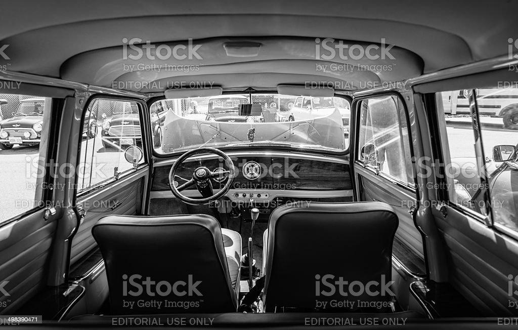 Mini Cooper Classic Interior Stock Photo More Pictures Of Austin