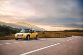 Mini Cooper Roadtrip