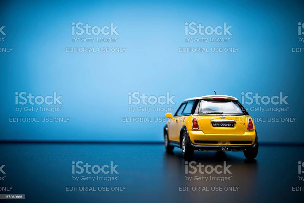 Mini Cooper S stock photo