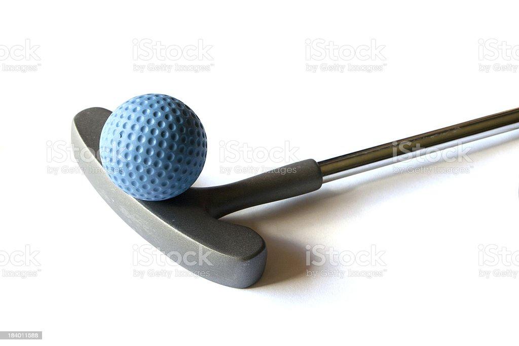 Mini Golf Material - 08 stock photo