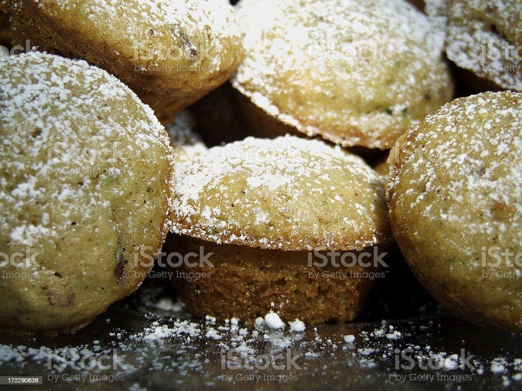 Mini Muffins royalty-free stock photo