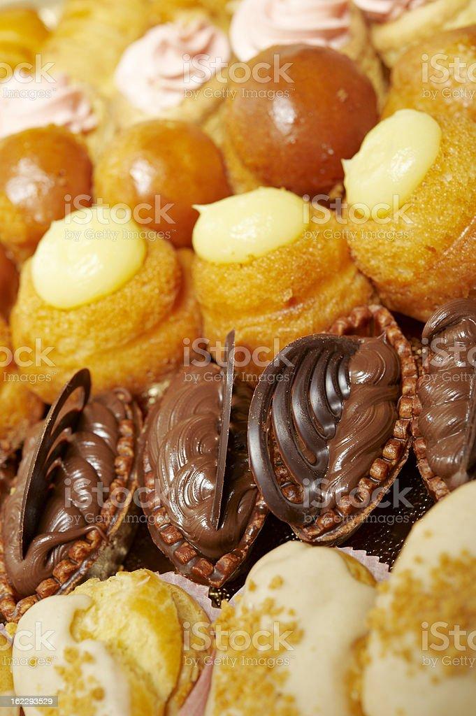 Des Mini-pâtisseries - Photo