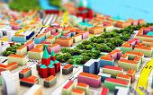 istock Miniature city 832284032