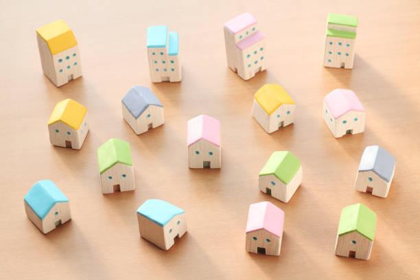 小型ハウスの - 模型 ストックフォトと画像