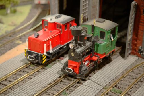 Miniature Locomotives