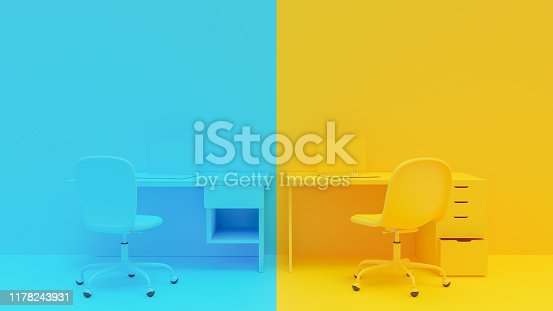 istock Minimal and Difference idea concept 1178243931