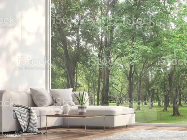 Minimal sofa located at the window with garden view 3d render picture id1066863894?b=1&k=6&m=1066863894&s=612x612&h= mgpovvsvau2hnyrg7vrzxd okclgky7tc5jn6epkqu=