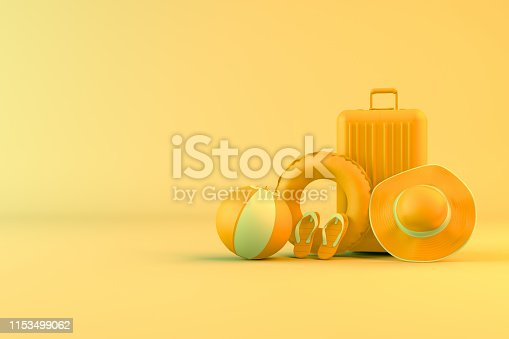1153498948istockphoto 3D Minimal Summer and Travel Concept 1153499062