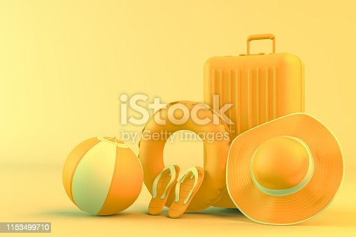 1153498948istockphoto 3D Minimal Summer and Travel Concept 1153499710