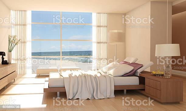 Minimalist bedroom interior with sea view picture id625859736?b=1&k=6&m=625859736&s=612x612&h=xgry5j5kcx3ntb3qqssrraznt 5poaosgr0zyzxq5oq=