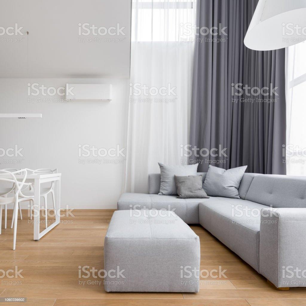 Minimalistisches Design Wohnzimmer Stockfoto Und Mehr Bilder