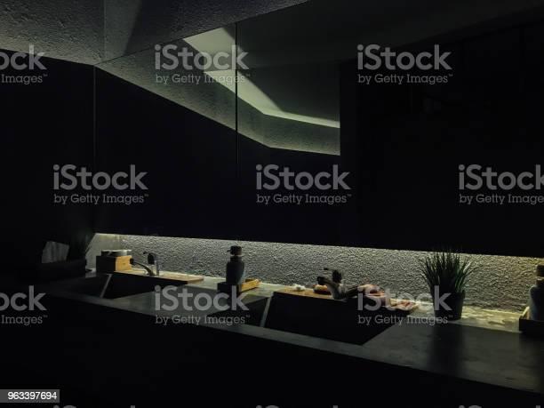 Minimalistyczny Zlew - zdjęcia stockowe i więcej obrazów Architektura