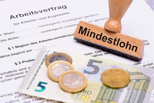 Mindestlohn in Deutschland – Foto