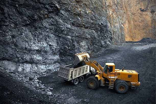 Mining  mining natural resources stock pictures, royalty-free photos & images