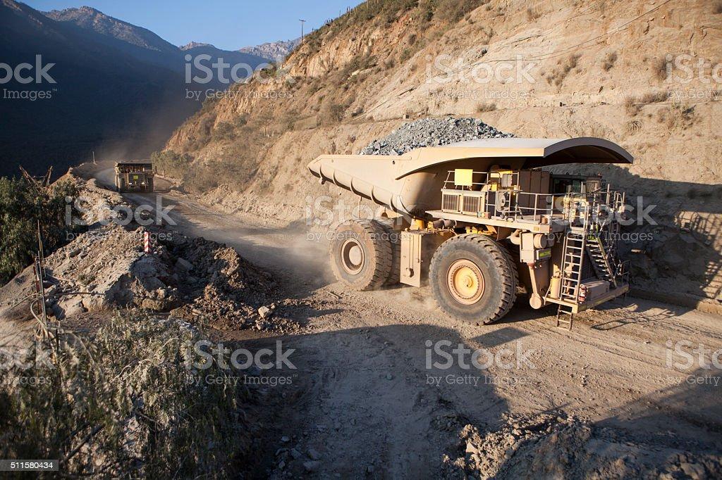 Bergbau – Foto