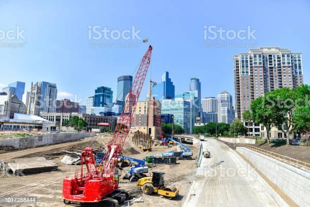 Minneapolis Summer Construction 2018