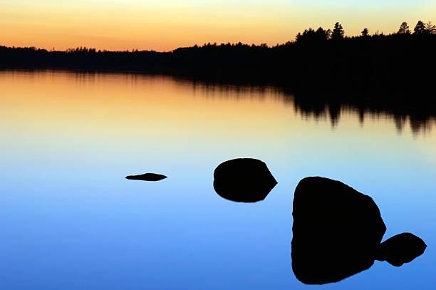 Minnesota Sonnenuntergang – Foto