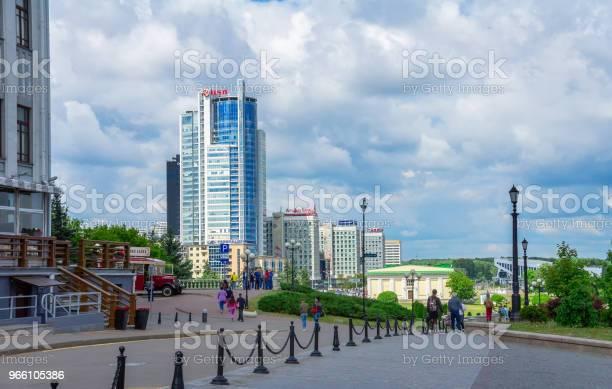 Minsk Modern Architecture — стоковые фотографии и другие картинки Архитектура
