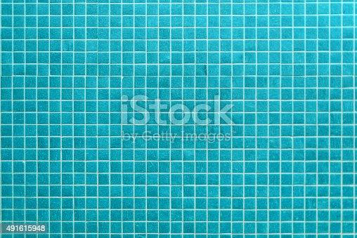 istock mint blue ceramic tiles in a modern bathroom 491615948
