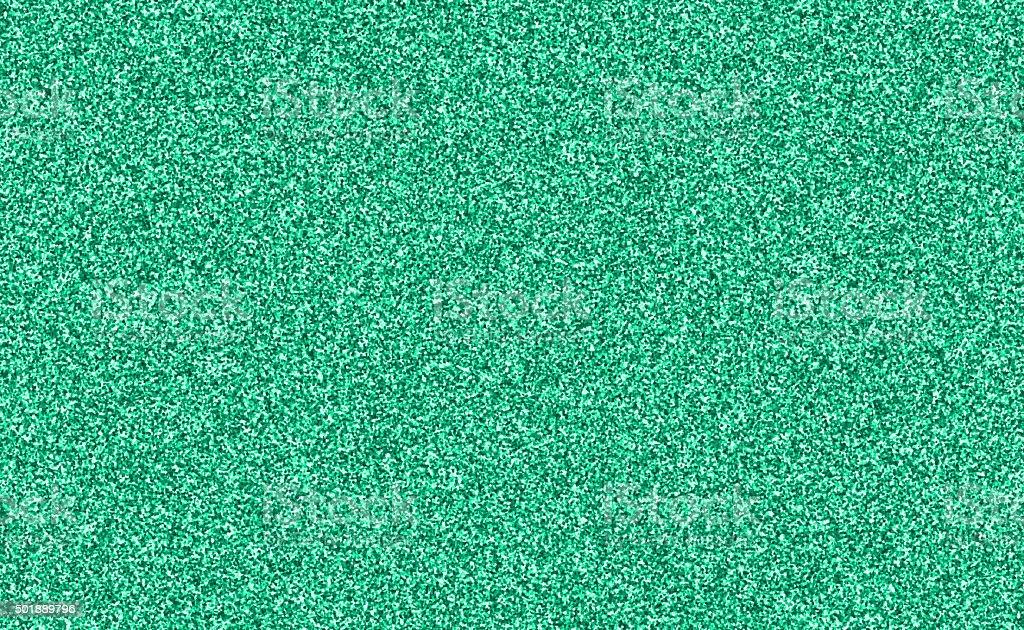 Mint Green Glitter Background Royalty Free Stock Photo