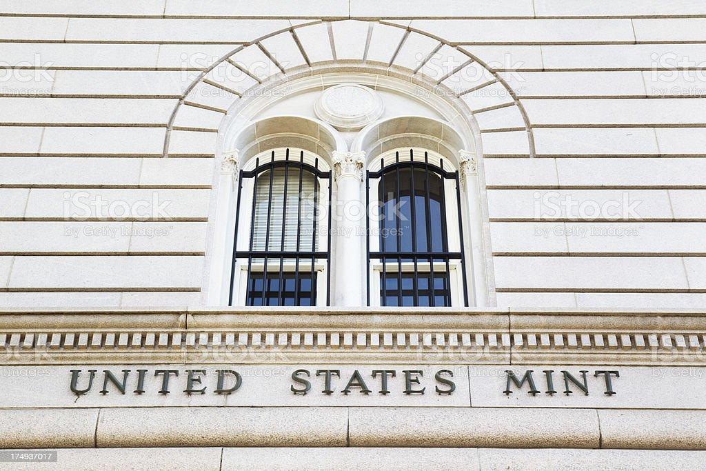 US Mint stock photo