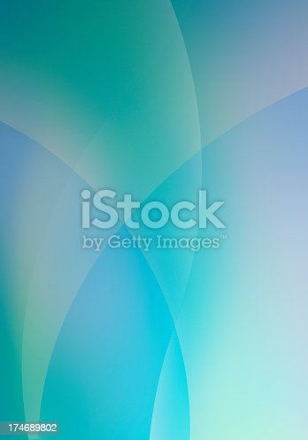 istock Minty Stained Glass 174689802