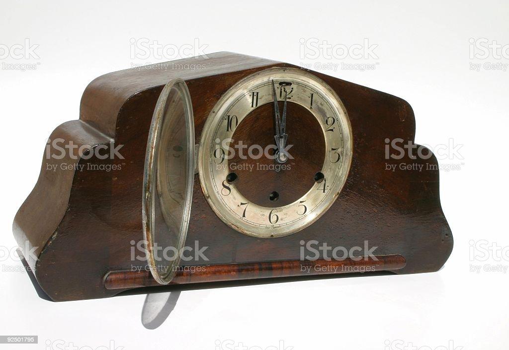 minute to midnight stock photo